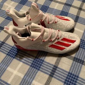 Adidas Adizero New Reign Young King Foot Size 9.5